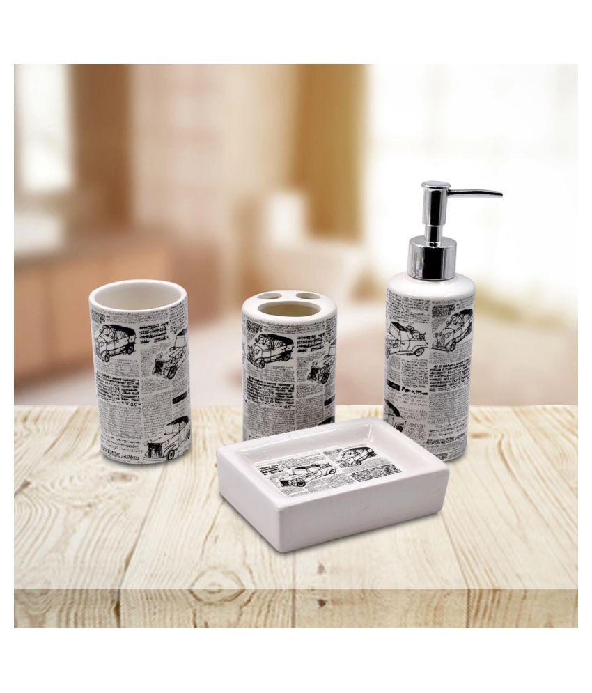 Kookee Ceramic Bath Set