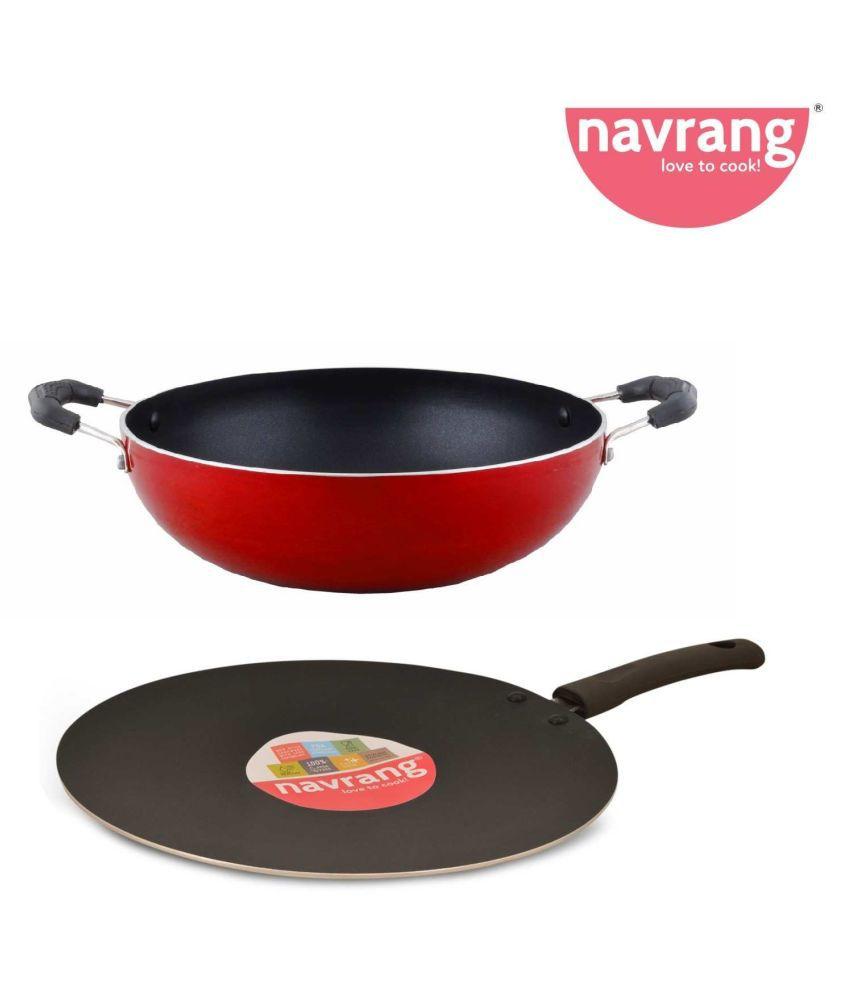 Navrang Cookware 2 Piece Cookware Set
