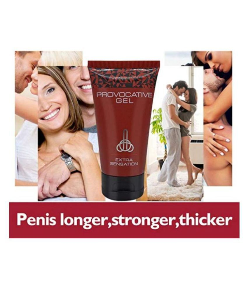 PROVOCATIVE MEN ENLARGING GEL & MEN EXTRA SEXUAL TIME GEL