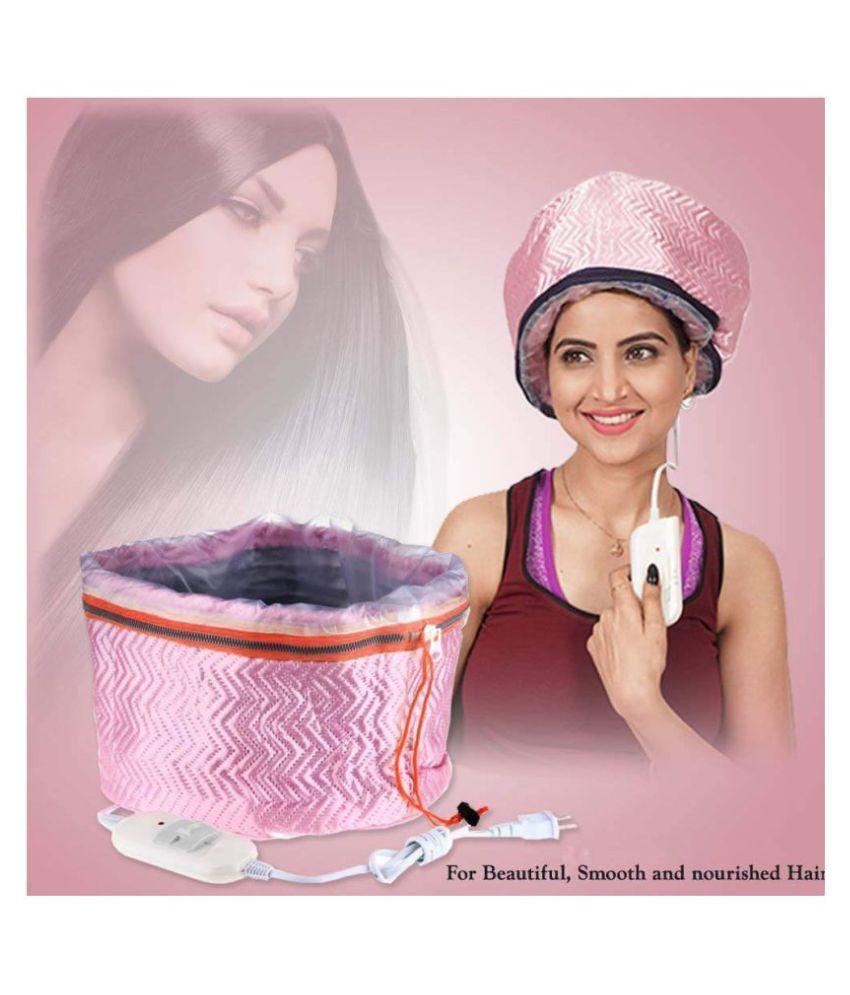 Sakshi Enterprises Single Hair Wrap Pink