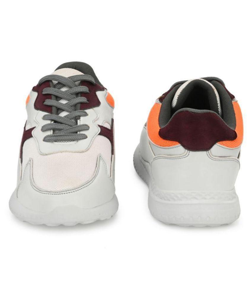 Fentacia Black Running Shoes