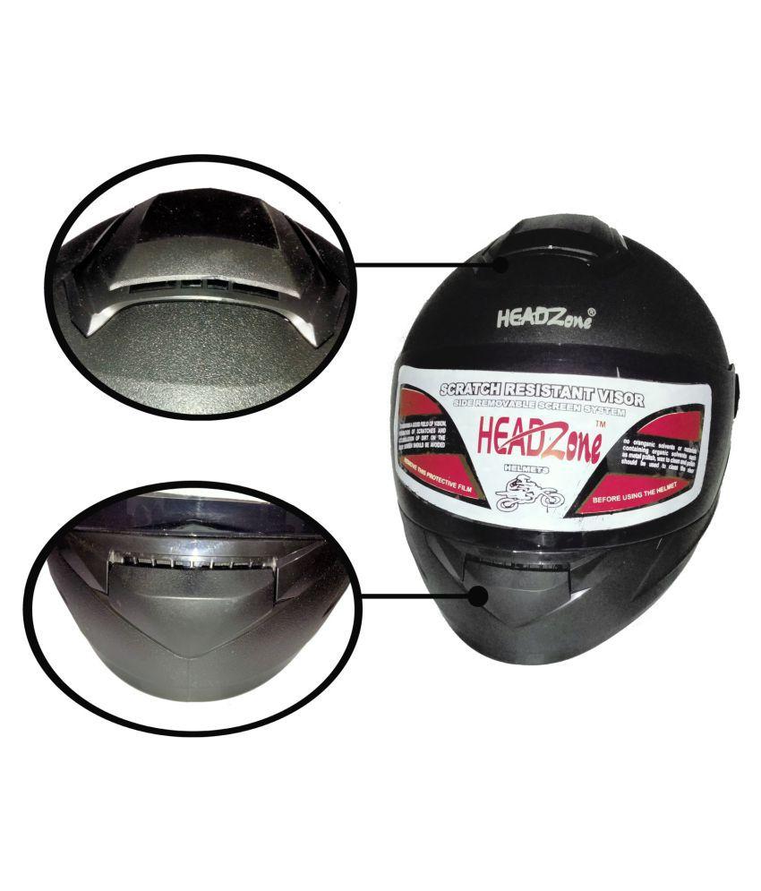 Maha helmet ABC - Full Face Helmet Black M