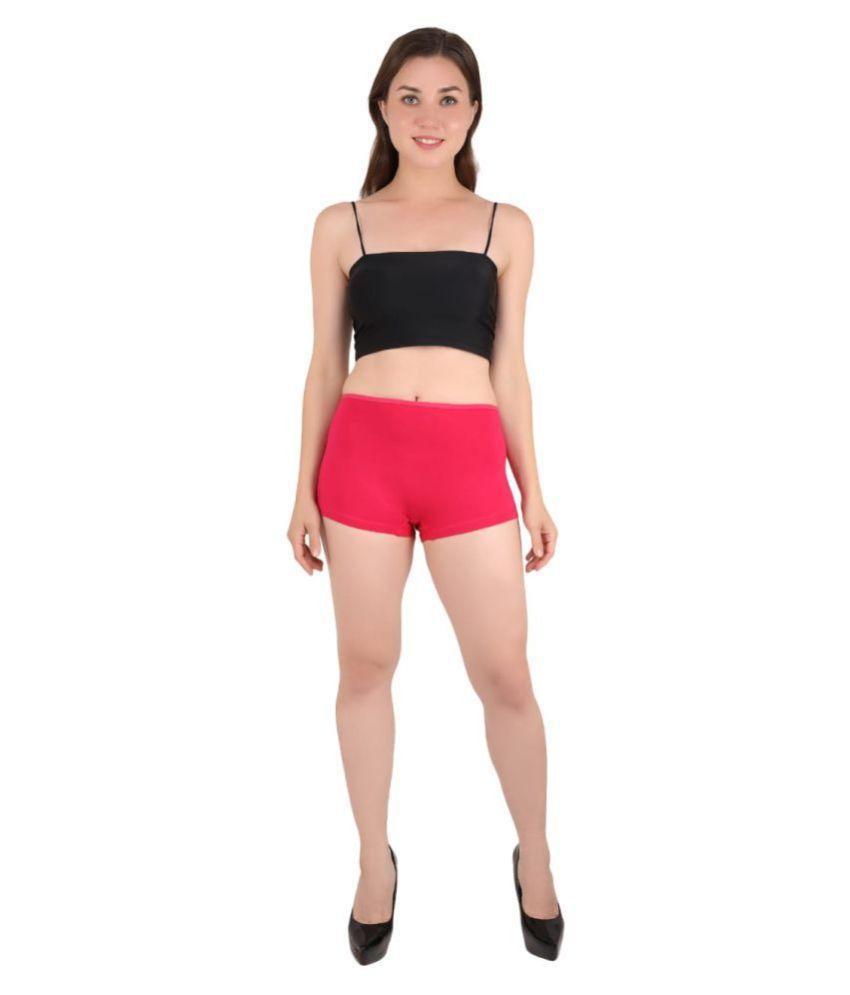 Life Cora Cotton Lycra Boy Shorts