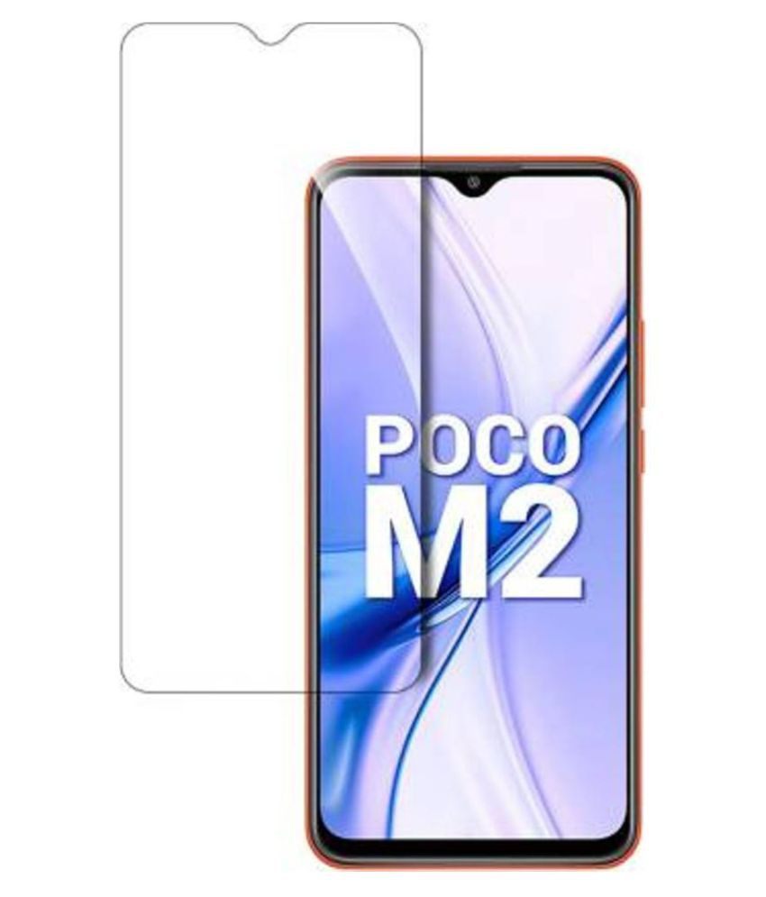 Xiaomi Poco M2 Tempered Glass by EASYKARTZ