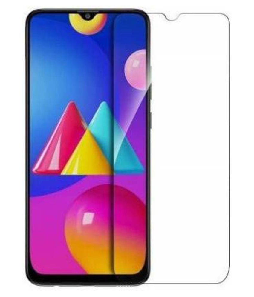 Samsung M02s Tempered Glass by EASYKARTZ