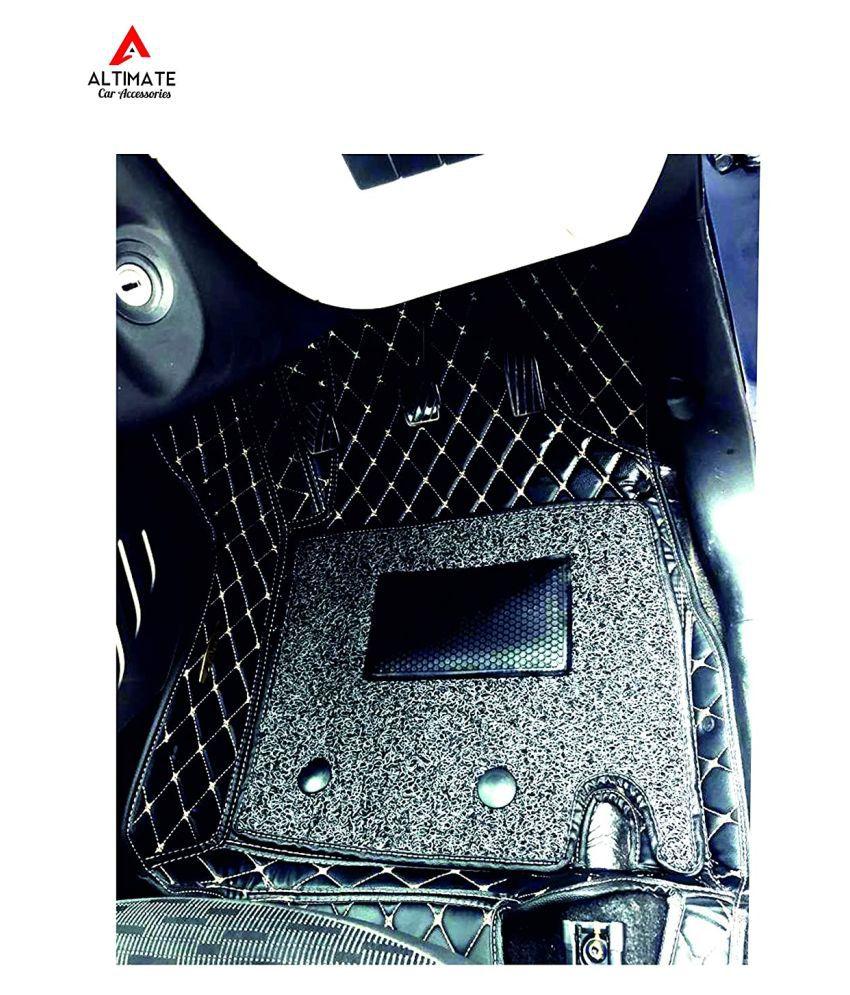 ALTIMATE 7D Custom Fitted Car Floor Mats for Tata Safari
