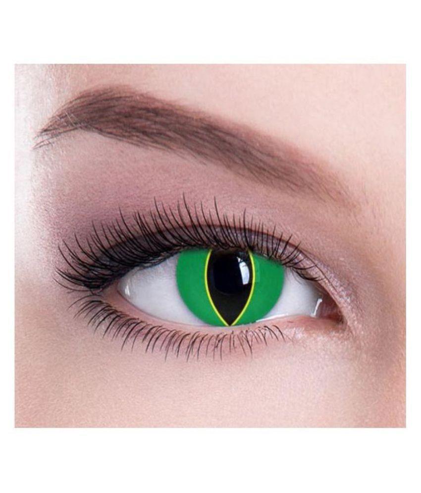 Color4eyes Cobra Eyes Quarterly Disposable Color Lenses