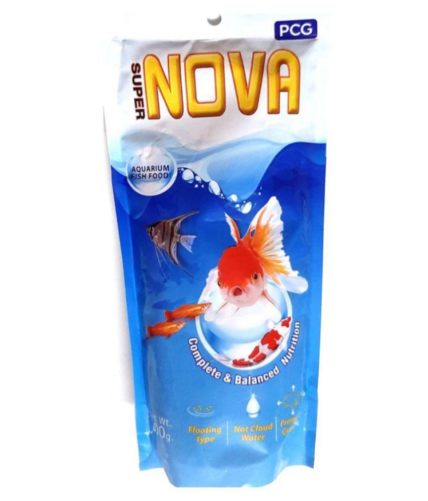 * 100 G PCG SUPER NOVA FISH FOOD