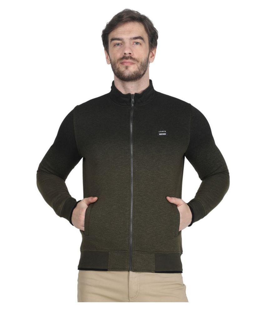 Monte Carlo Olive Sweatshirt