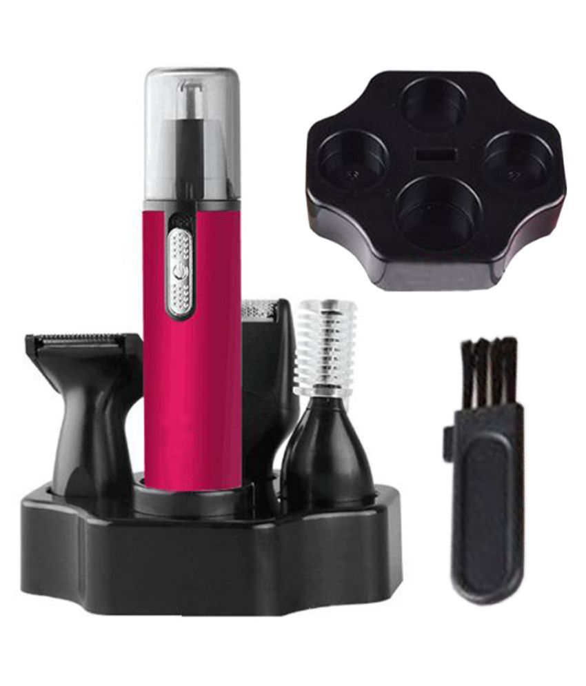 GTR Multifunction Electric Battery Operated Ear Nose Trimmer powerful face Clipp Casual Gift Set