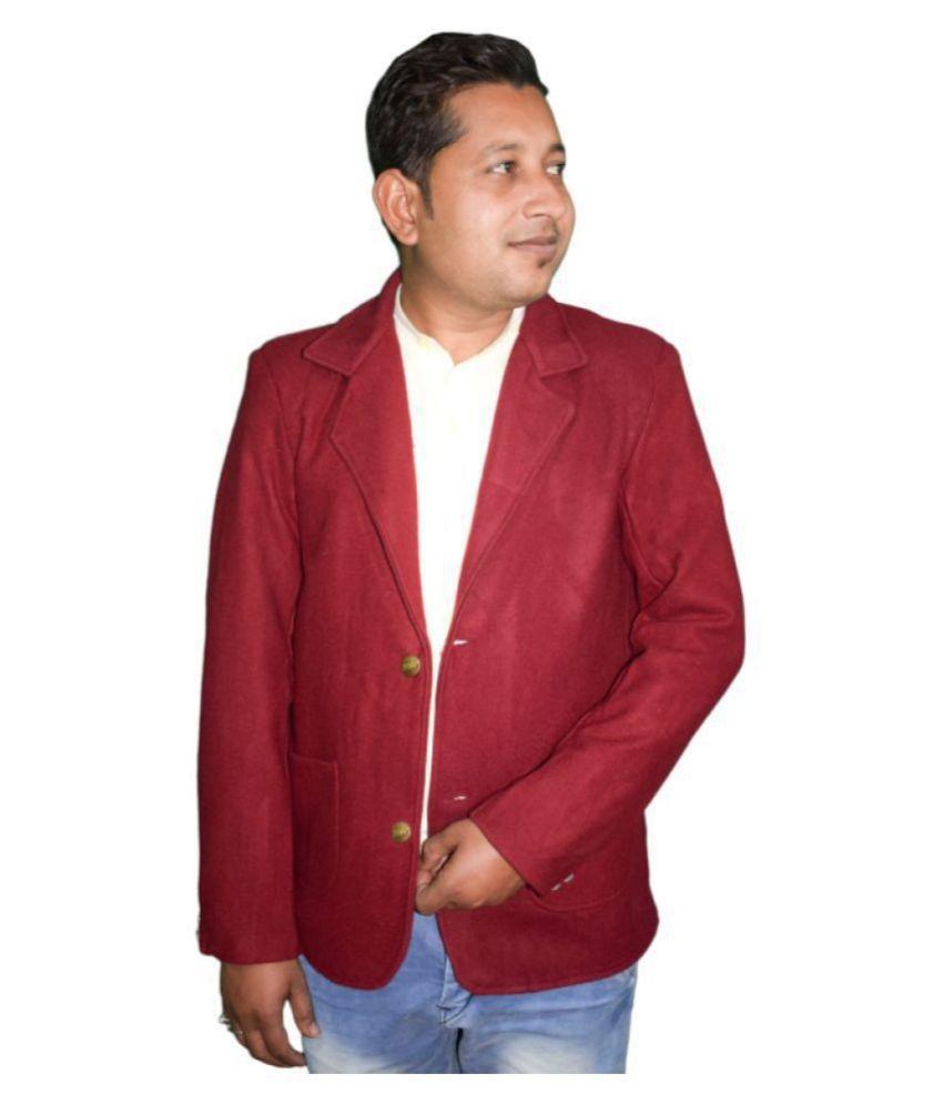 KMP Red Blazer