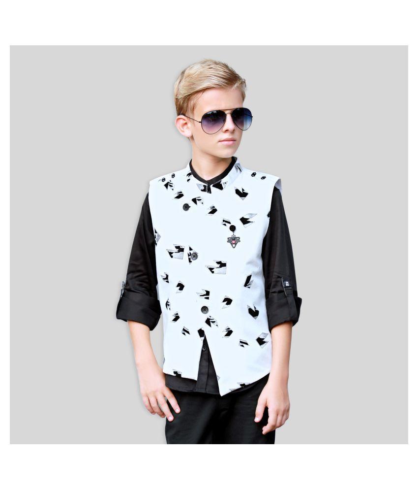 MashUp Fashionable jacket set  for Young boys