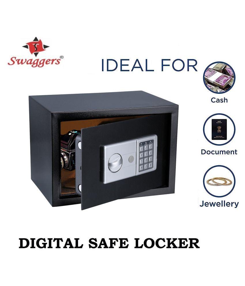 Swaggers Cash/Jewelry/Document Safety storage locker(H200*W310*D200)mm