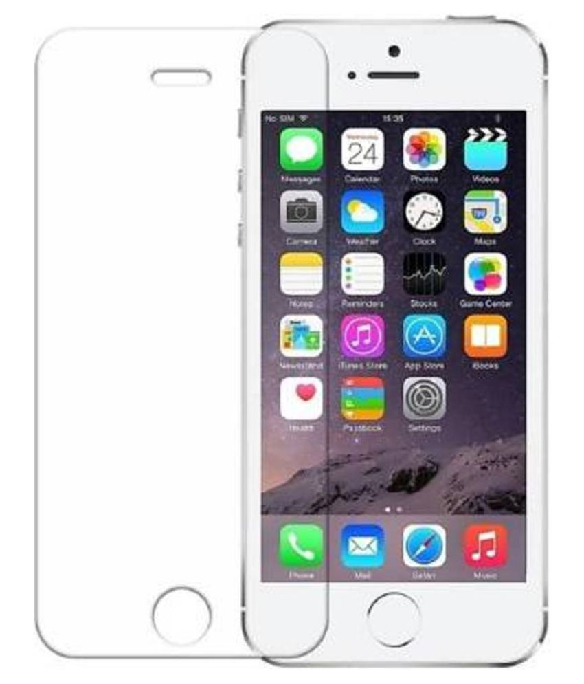 Apple iPhone 5 Tempered Glass by EASYKARTZ