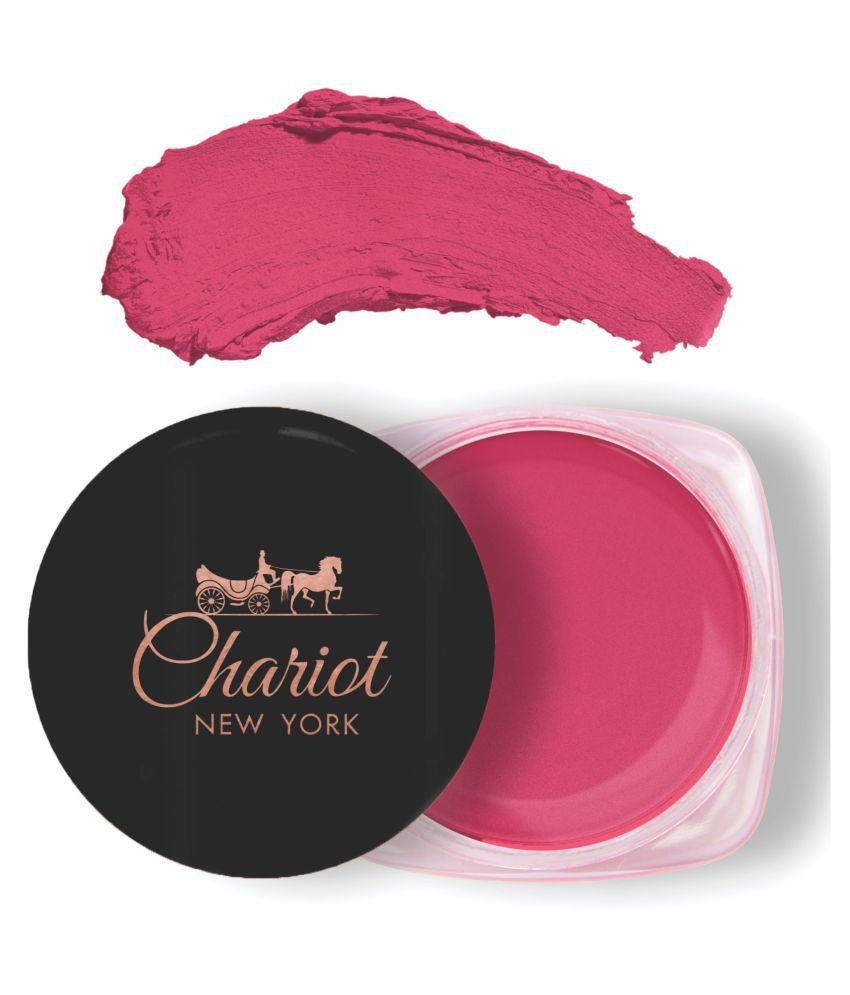 Chariot New York Cream Blush Marsh Mellow Matte Rose Pink 10 g