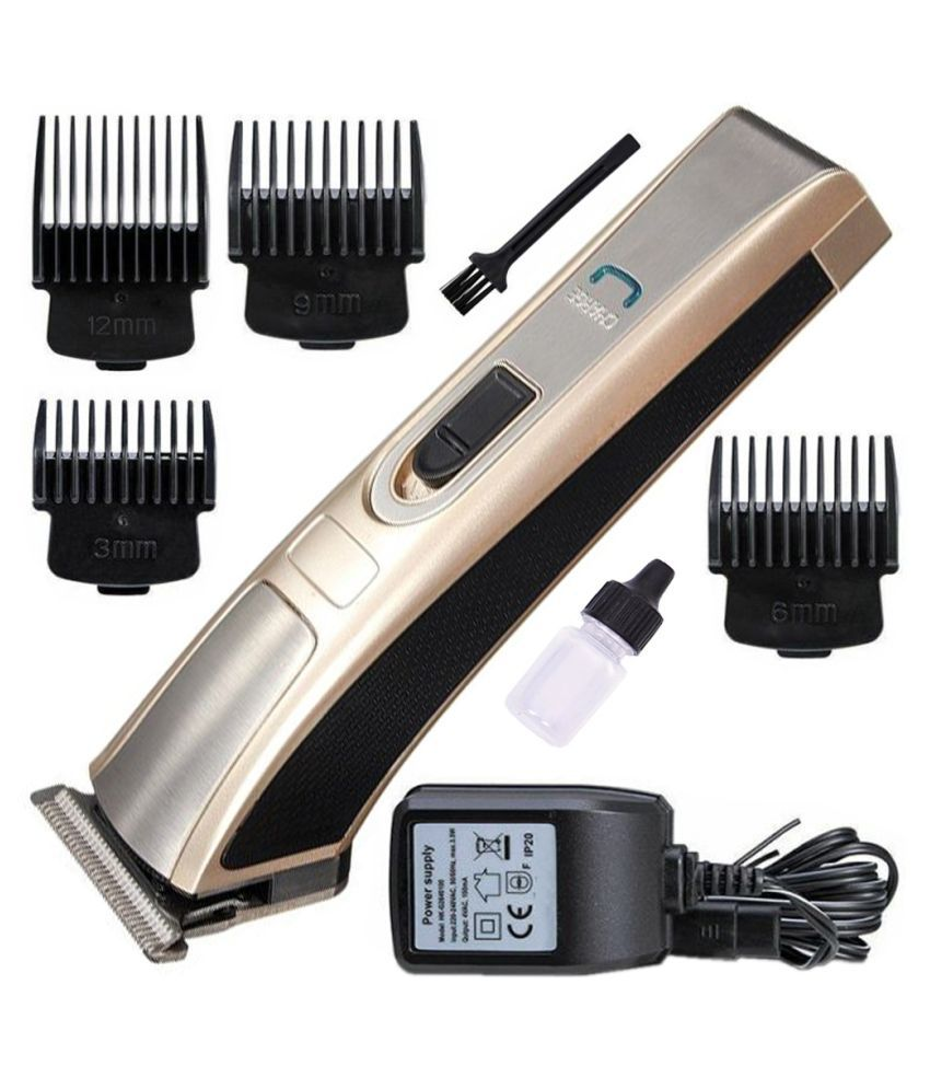 SD For Men Proffessionl Electric Man Hair Clipper Trimmer Adjustable Clipper Casual Gift Set