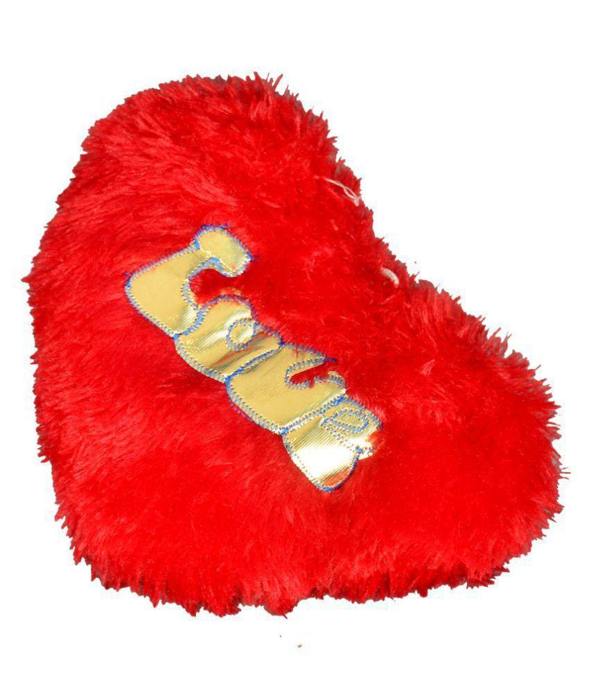 Lovable Cute heart soft toys