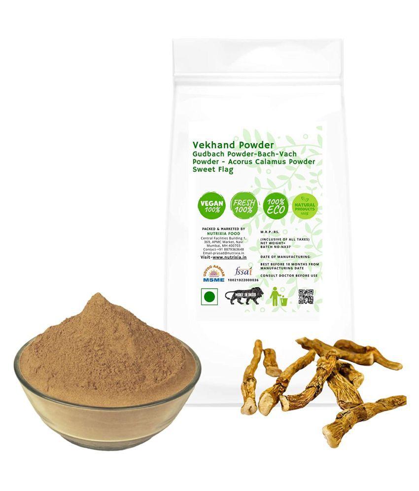 Nutrixia Food Vekhand Powder -Vach Powder  Powder 500 gm Pack Of 1