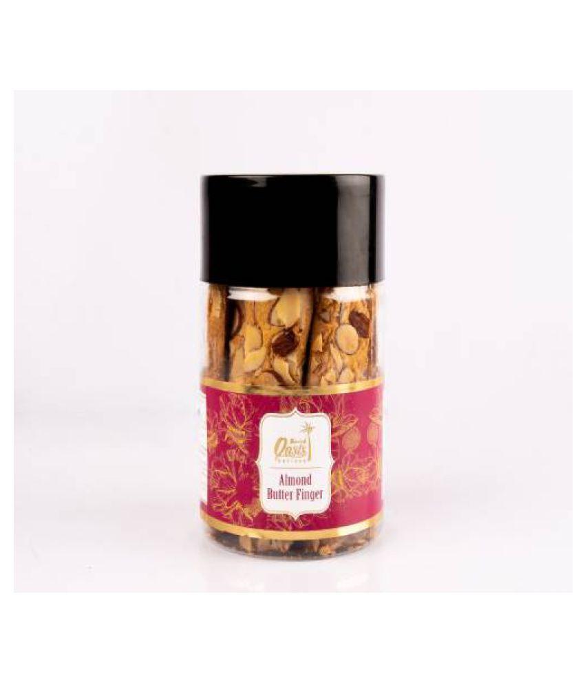 Oasis Baklawa Almond Cookies 200 g