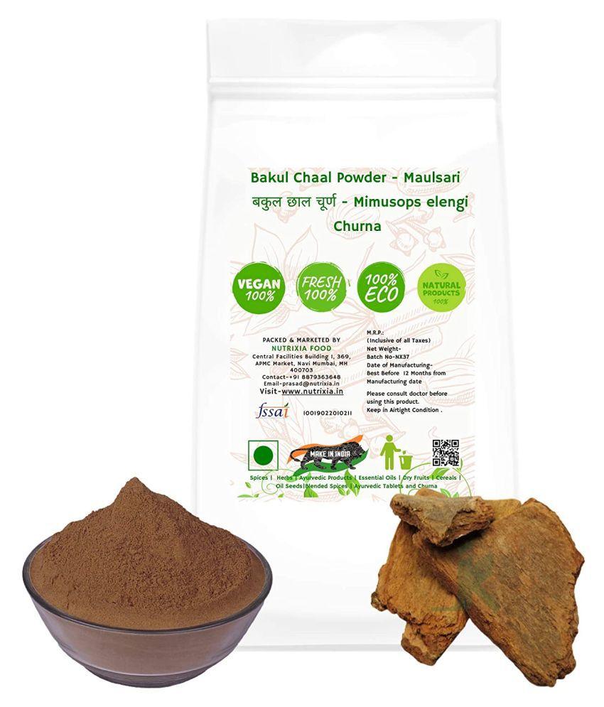 Nutrixia Food Bakul Chaal Powder - Maulsari Powder 500 gm Pack Of 1