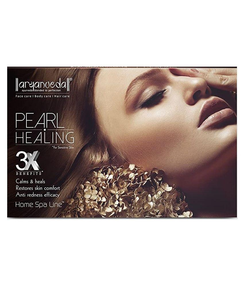 Aryanveda Pearl Healing Facial Kit 55 g