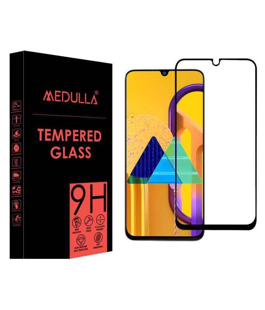 Samsung Galaxy M30 Tempered Glass by Medulla