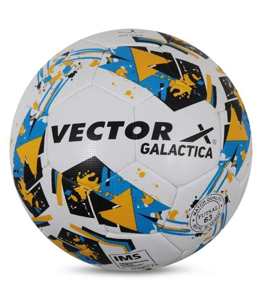 Vector X Galactica  Multi-Color Football Size- 4