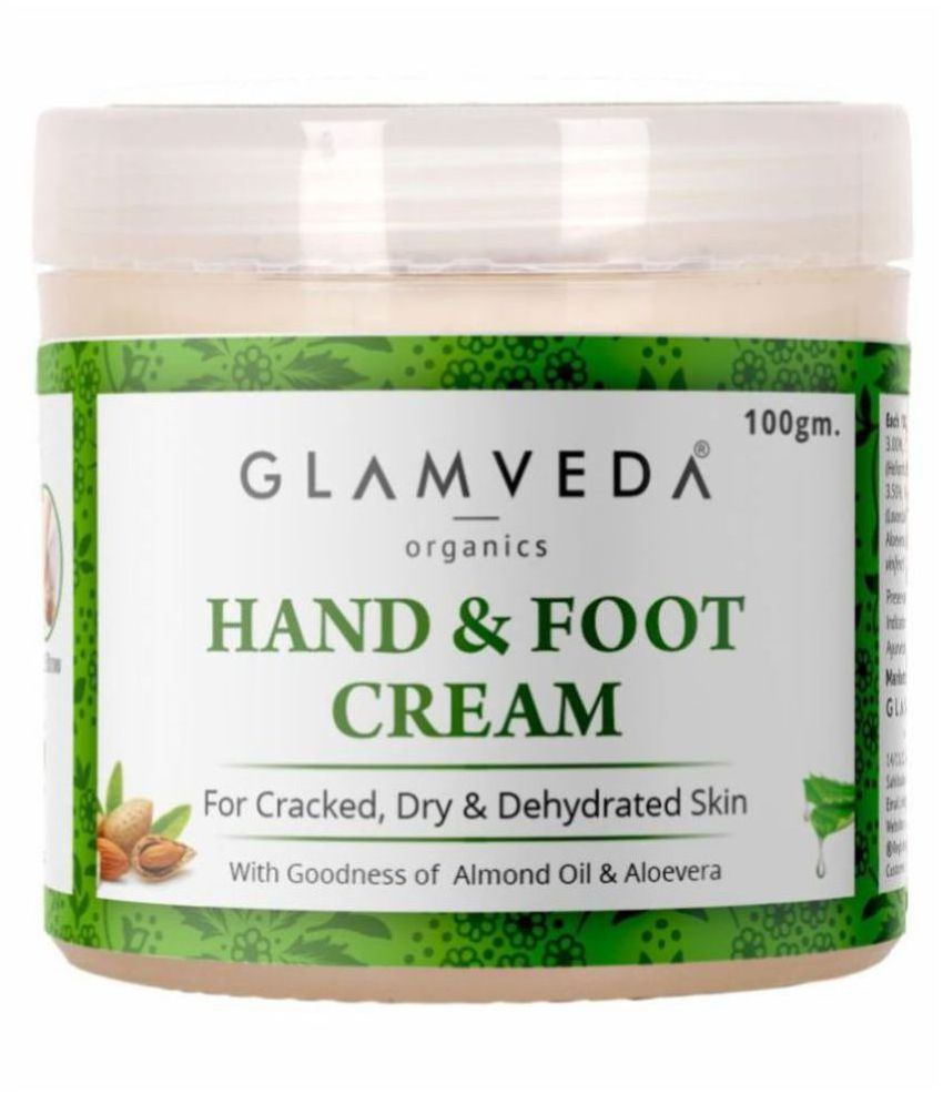 Glamveda Hand & Foot Crack Foot Cream ( 100 g )