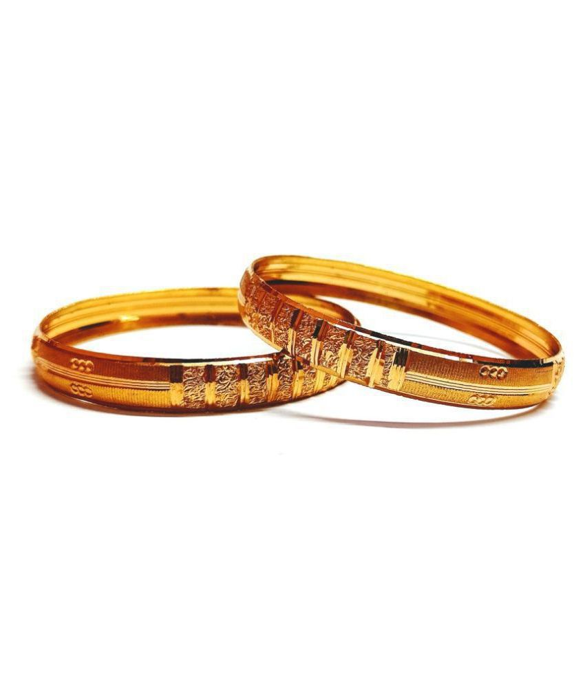 Silkwood Gold Plated Kangan