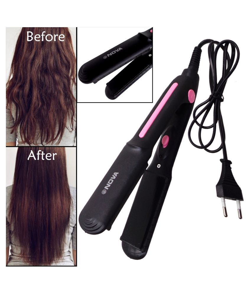 GD 30W Ceramic Professional Salon Approved Fast Hair Straightener Hair Iron Multi Casual Fashion Comb