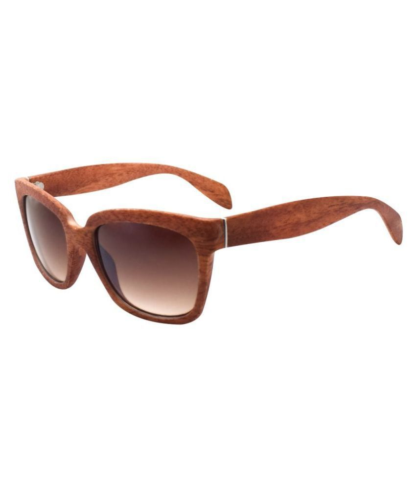 Peter Jones - Brown Square Sunglasses ( 1912BBW )