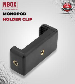 NBOX Universal Monopod Mobile Holder
