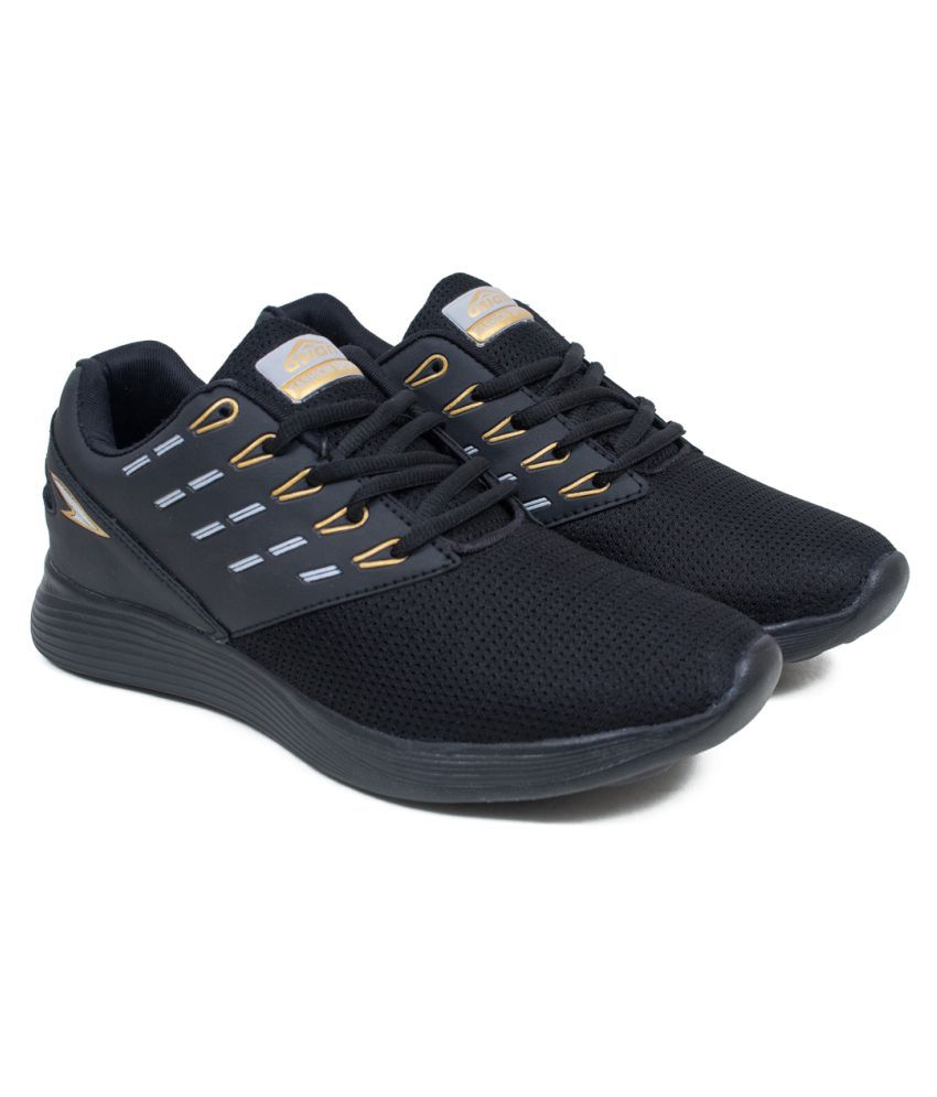 ASIAN Gold Running Shoes