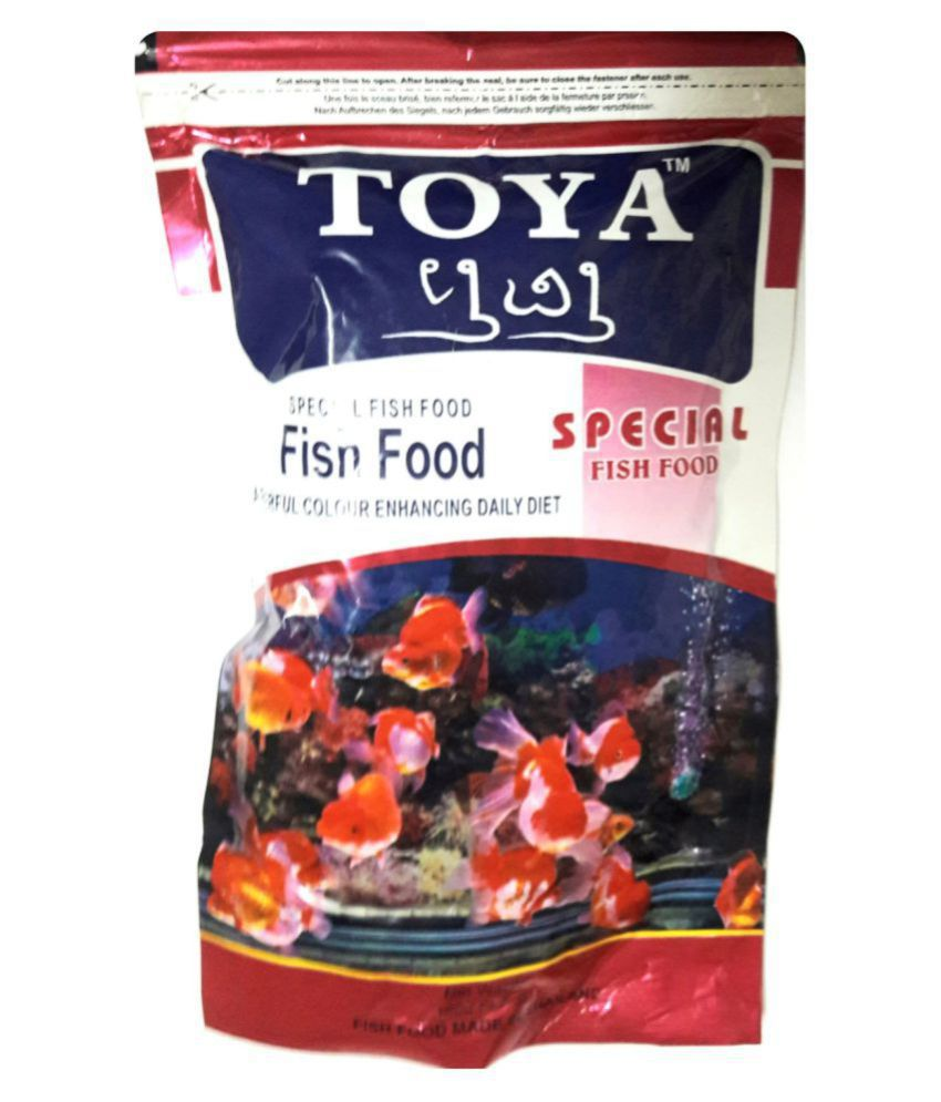 100 g TOYA SPECIAL FISH FOOD
