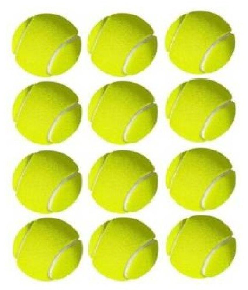 Forgesy TENNIS BALL Tennis Ball GREEN 12