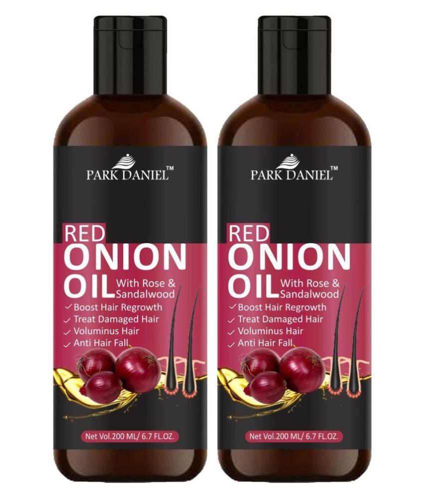 Park Daniel RED ONION OIL For Anti Hair Fall 400 mL