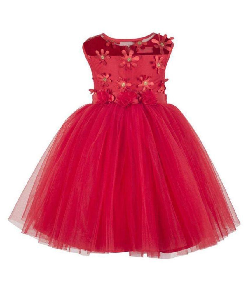 Clobay beautiful designer frock for girls