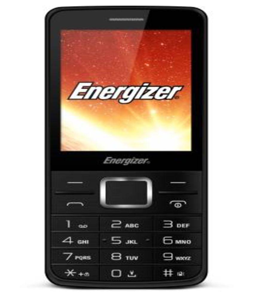 Energizer Power Max P20 Black