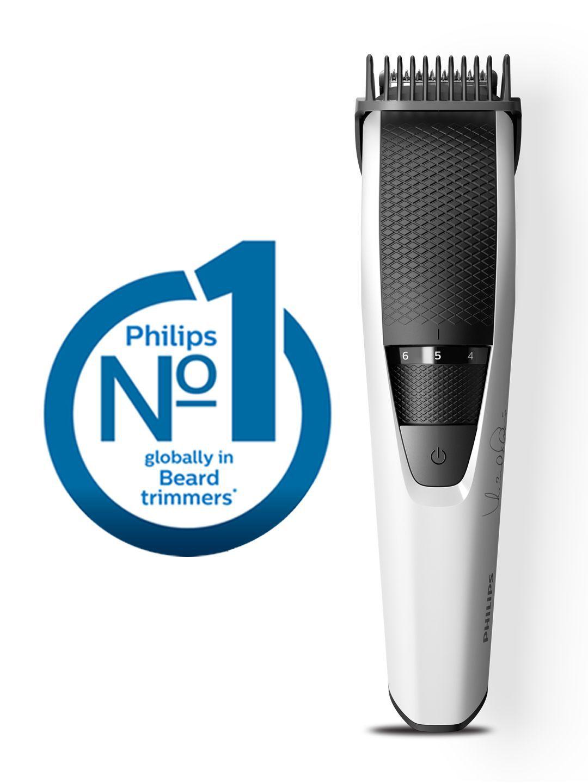 Philips BT3101/15 Beard Trimmer ( White And Black )