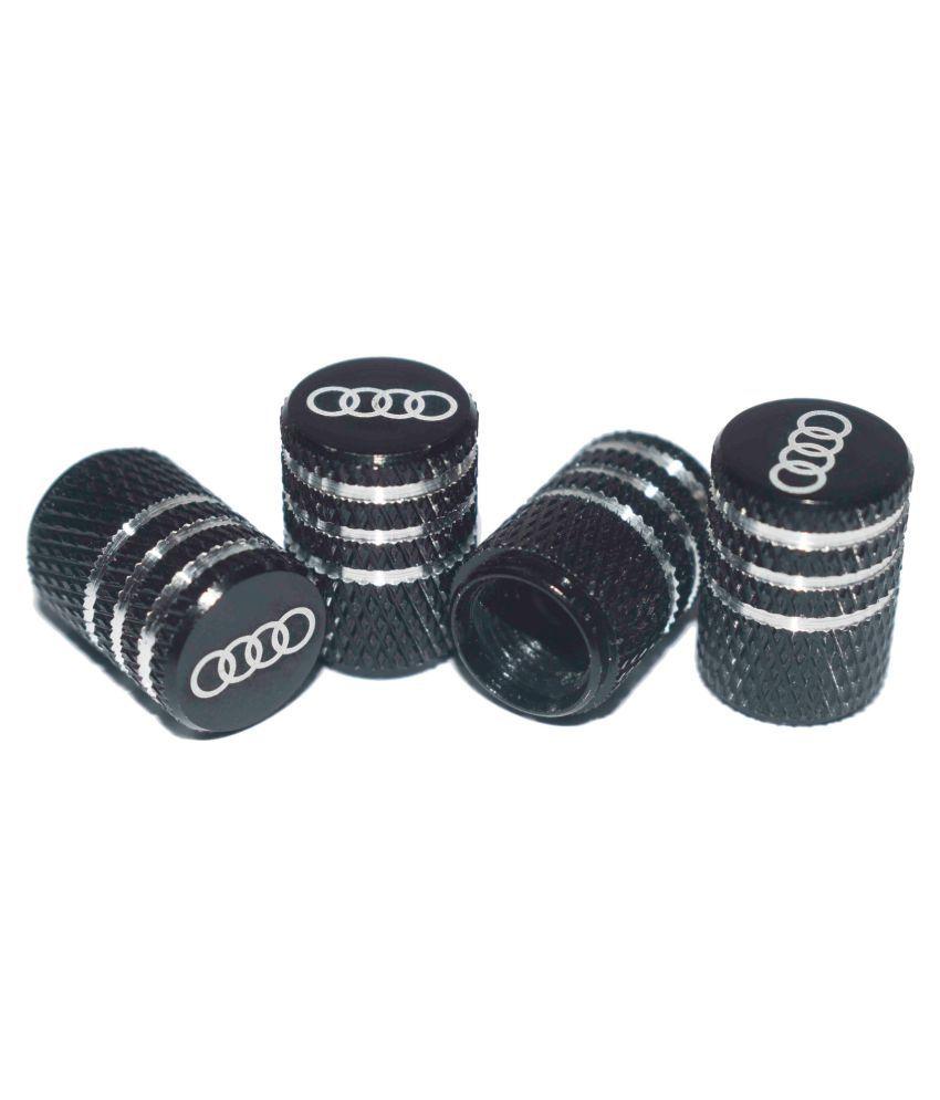 INCOGNITO Tyre Valve Caps Audi Set of 4
