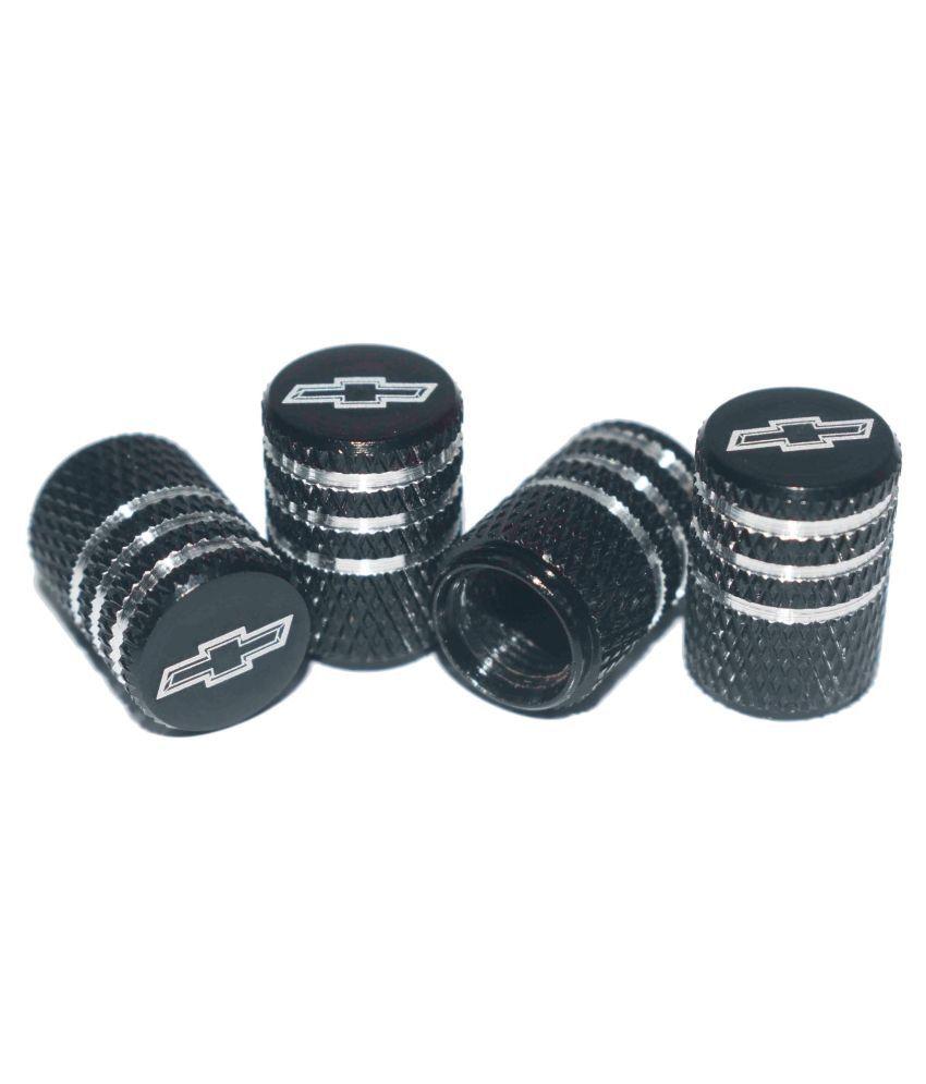INCOGNITO Tyre Valve Caps Chevrolet Set of 4