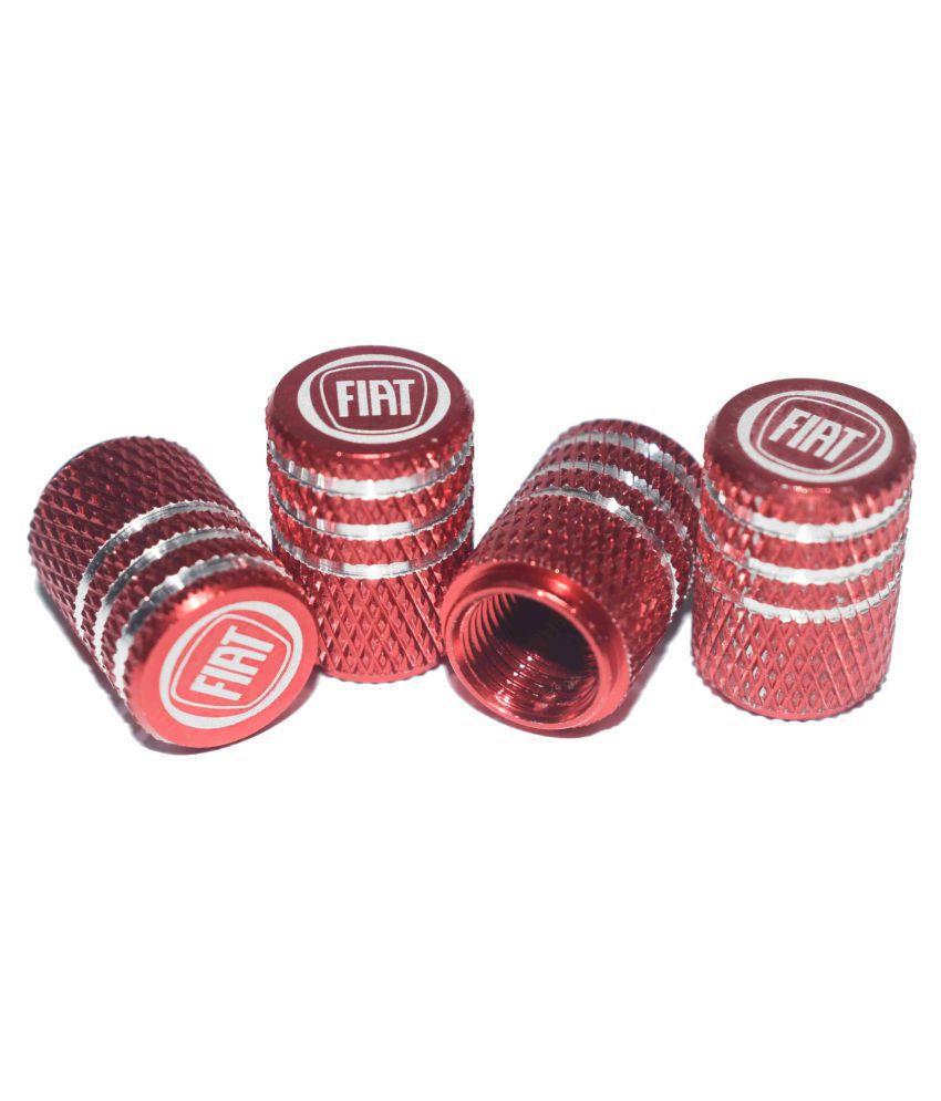 INCOGNITO Tyre Valve Caps Fiat Set of 4