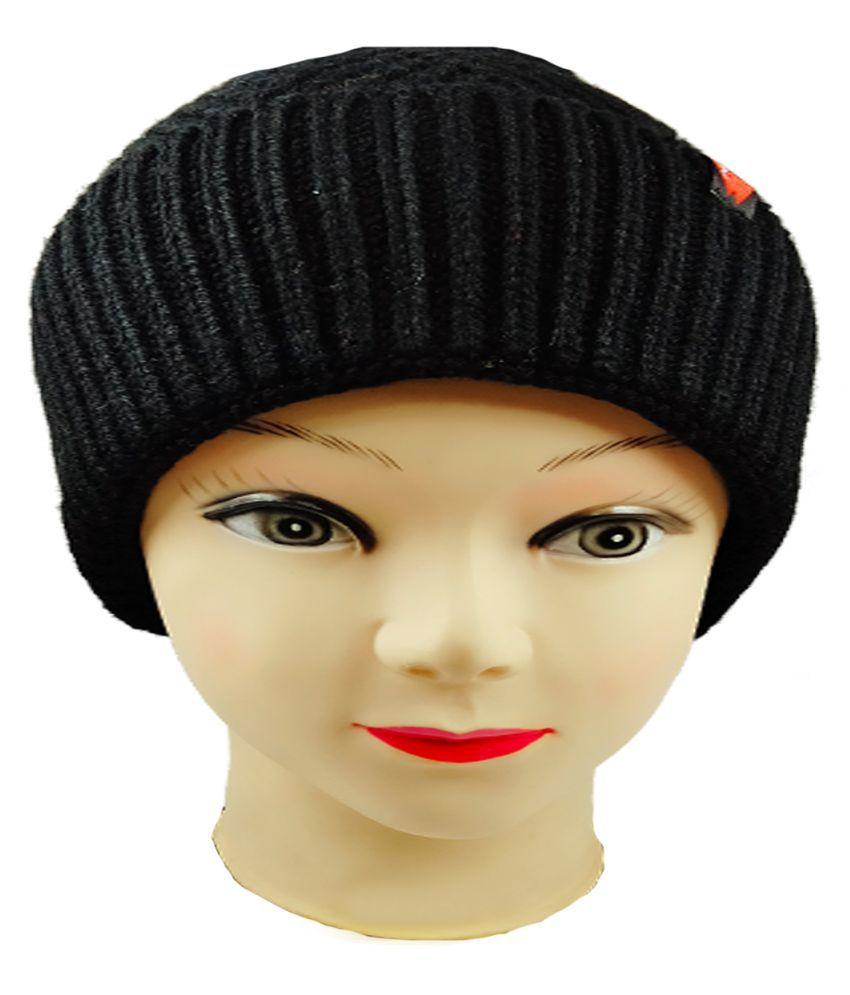 WARMZONE WINTER WARM SOLID COLOR WOMEN CAP