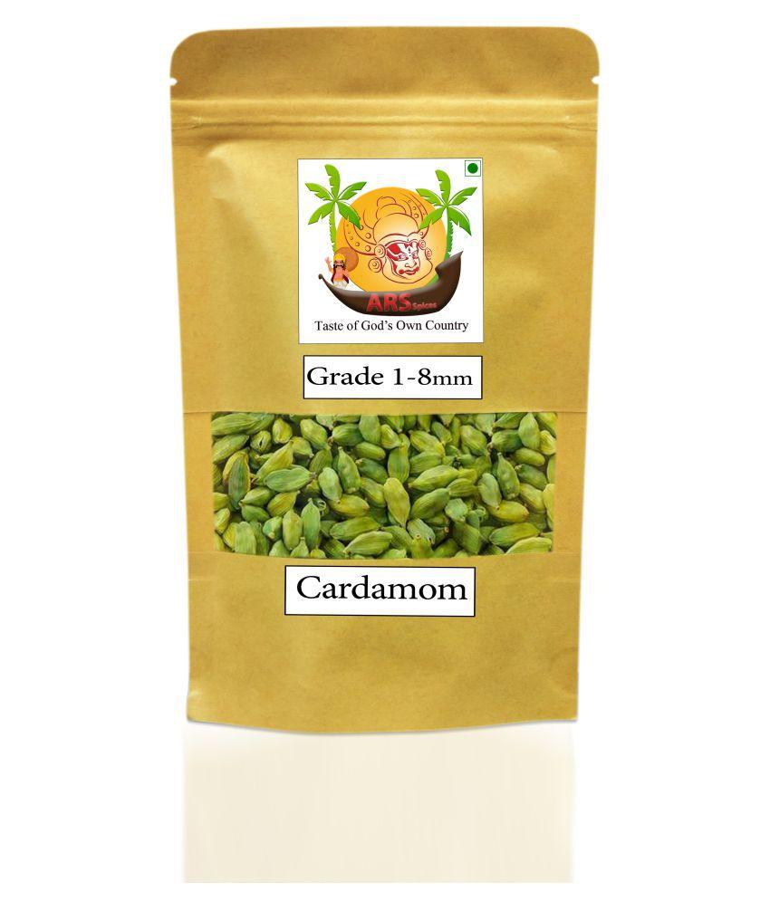 ARS SPICES Cardamom Big / Big Elaichi/ Organic Cardamom 8mm Size 50 gm