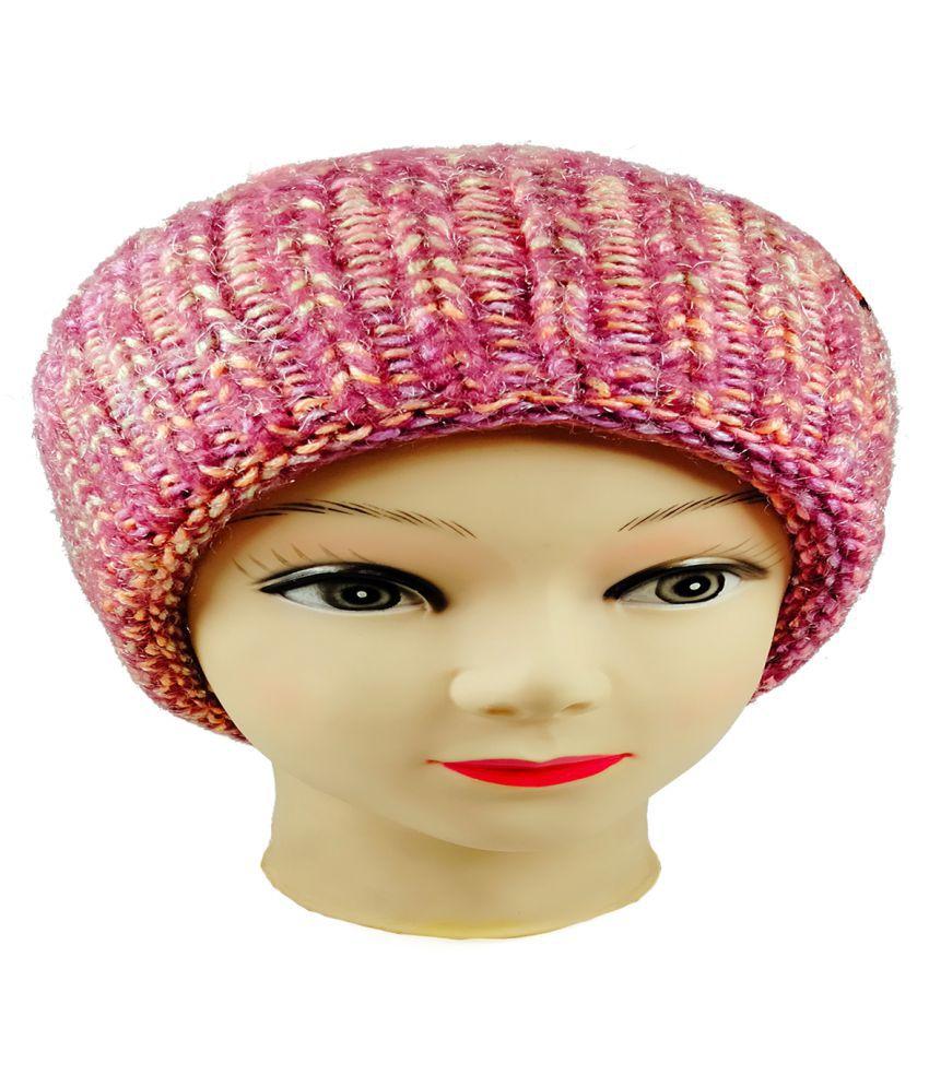 WARMZONE WINTER STRIPED MULTI COLOR WOMEN WARM CAP