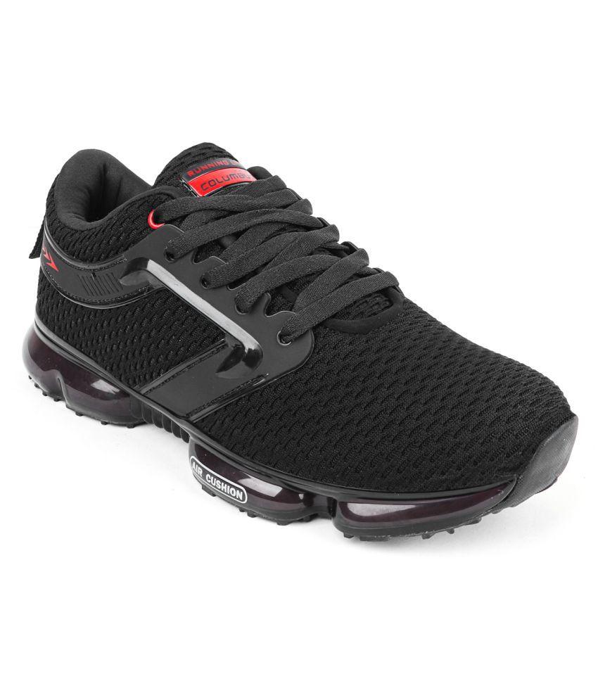 Columbus Rafel Red Running Shoes