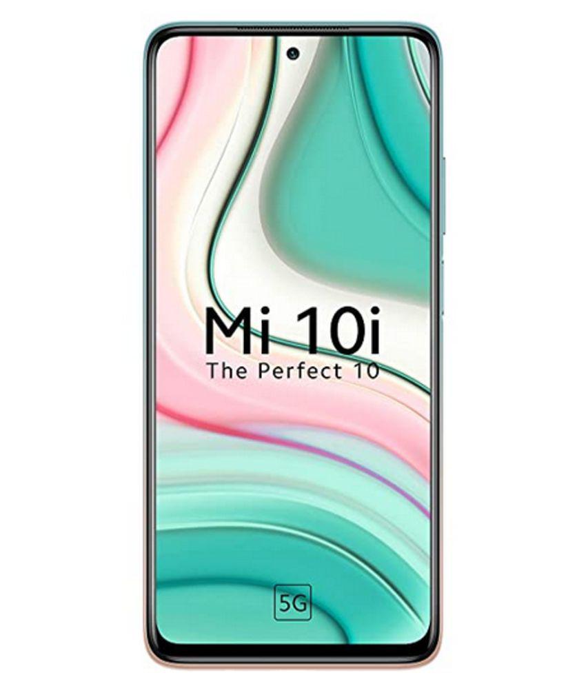 Y Mi 10i 5G Pearl White ( 4G + Wifi , Voice calling )