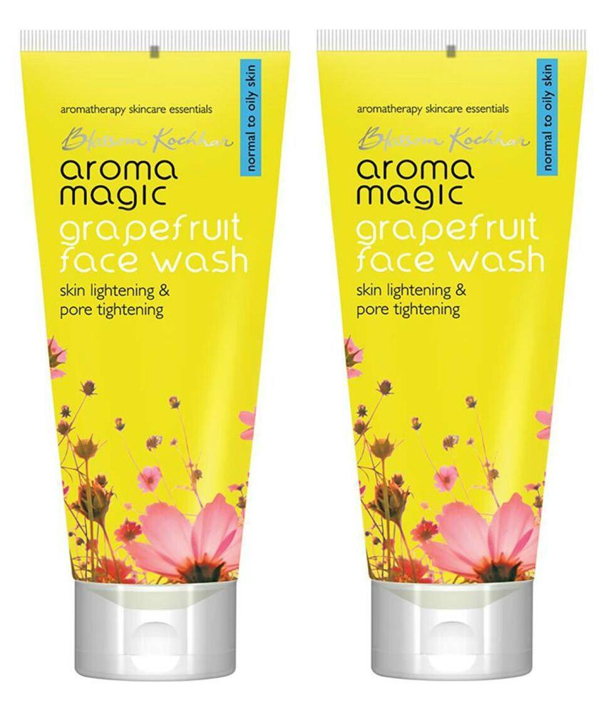 Aroma Magic Grapefruit Face Wash 100 mL Pack of 2