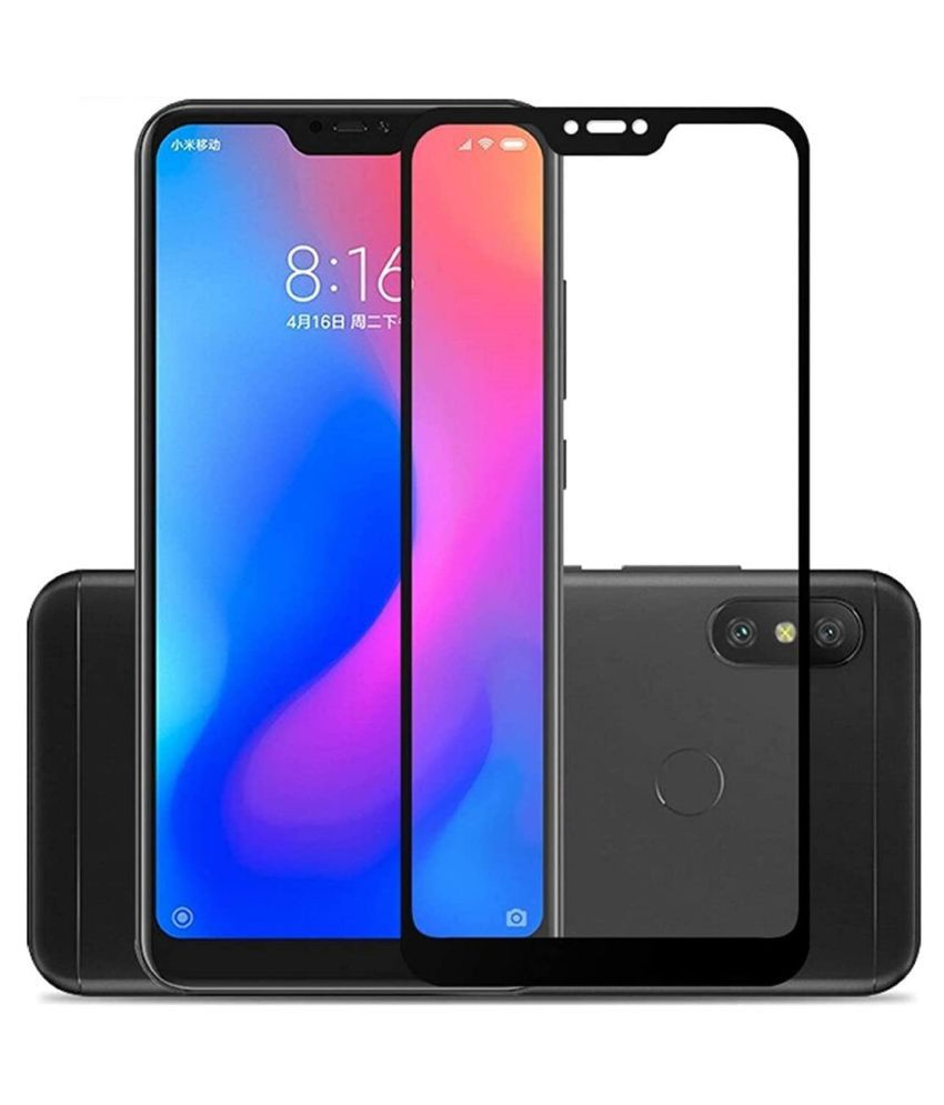 Xiaomi Redmi 6 Pro Tempered Glass by MobiProtekt