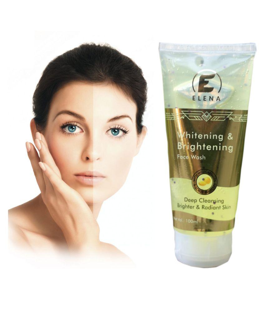 elena skin whitening & brightening Face Wash 100 mL